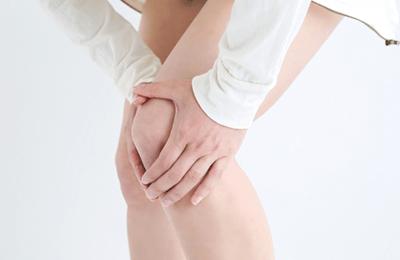 膝の痛みについてイメージ