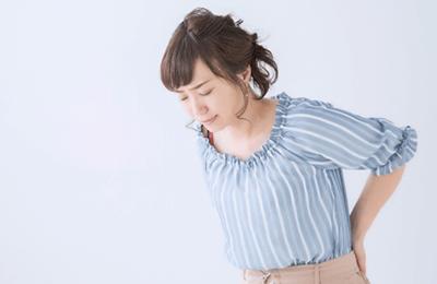腰痛・ぎっくり腰についてイメージ